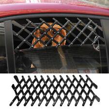 Universal Car Pet Dog Ventilation Grill Mesh Vent Guard Travel Window Black