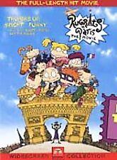 Rugrats in Paris (DVD, 2001, Widescreen) Children Animated           GOOD