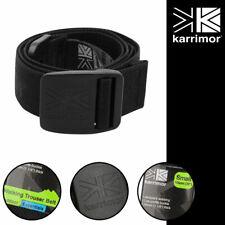 Karrimor Walking Trouser Belt Running Buckle Outdoor Camping Hiking [Black] S L