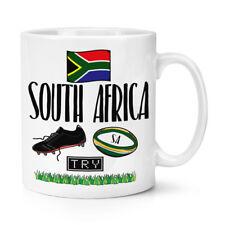 Sud Africa Rugby 284ml Tazza - Divertente LEGA BANDIERA INGLESE SPORT
