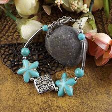 NEW Free shipping Tibet silver Pendant jade turquoise bead DIY bracelet
