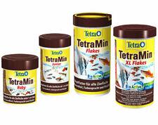 Tetra TetraMin Flocken Baby Junior Flakes XL Hauptfutter für alle Aquarienfische