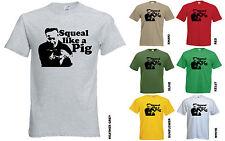 DAVID CAMERON SQUEAL LIKE A PIG T-SHIRT - PIGGATE TORY DELIVERANCE FUNNY JOKE
