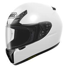 SHOEI rf-sr Blanco Brillante Motocicleta Moto Casco
