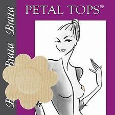 Braza Disposable Waterproof Petal Tops Nipple Covers Pasties