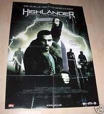 Filmposter A1 Highlander 5 The Source - Neu Filmplakat
