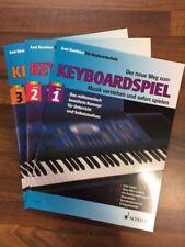 Axel Benthien - Die Keyboardschule, Der neue Weg zum Keyboardspiel