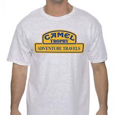 Camel Trophy Vintage T-Shirts 4x4 Off Road Land Rover