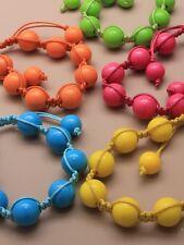 Childrens/kids Brillante Shamballa Amistad Pulseras Varios Colores