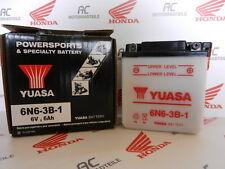 Batterie YUASA 6N6-3B-1 für HONDA CB100 100 ccm Baujahr 70-