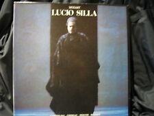 Mozart - Lucio Silla  Cembreling/SO Brussels  3 LP-Box