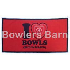 Novelty Bowls Towel