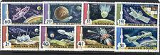 Hungary 1969 Moon Landing SC # C287 - C294 Complete CNH Set