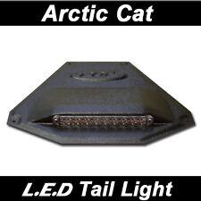 POLARIS L.E.D Universal Snowmobile Tail Light _ Black Housing Clear Lense