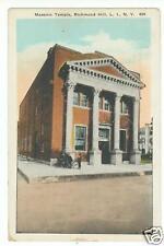Masonic Temple, Richmond Hill Queens Long Island NY