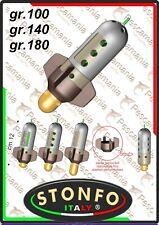 Pasturatore Stonfo Maxi Feeder regolabile scorrevole gr.100-140-180