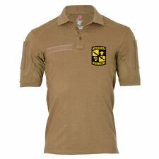 MAGLIA POLO Tactical ALFA-Emblema del riserva Officer Training Corps #18969