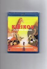 DVD blu ray Kirikou et les bêtes sauvages