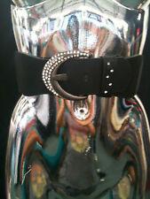 Women Ladies Classic Diamote Fashion Belt