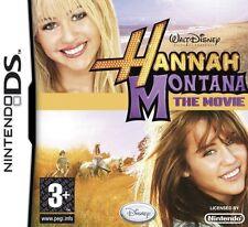 Hannah Montana: The Movie (Nintendo Ds, 2009) - versión estadounidense libre franqueo UK