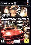 Midnight Club II (PS2) PlayStation 2
