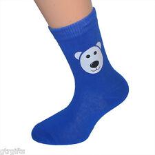 Cute Polar Bear Design Childrens Socks - will suit Boy or Girl kids socks