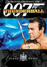 THUNDERBALL - 007 Ultimate Edition - DVD (2-DVD version) - NEW - R1