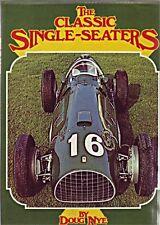 THE CLASSIC SINGLE SEATERS DOUG NYE DONNINGTON RACING CARS ERA MG FERRARI GP JCC