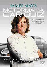 James May's Motor Mania Car Quiz - Interactive DVD Game ( MotorMania ) [Interact