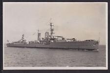 Germany mint Panzerschiff Emden Real Photo PPC
