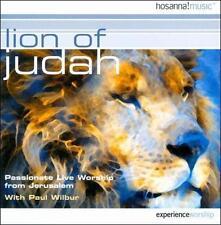 Lion of Judah: Passionate Live Worship From Jerusalem - Paul Wilbur (CD, 2001)