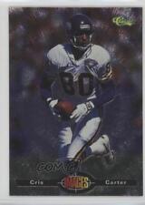 1994 Classic Images #28 Cris Carter Minnesota Vikings Football Card
