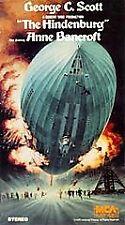 THE HINDENBURG (VHS, 1994) STARRING GEORGE C SCOTT