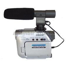 Stereo Video Shotgun Microphone for JVC Everio GZ-HD7