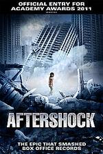 Aftershock  - DVD - Brand New & Sealed