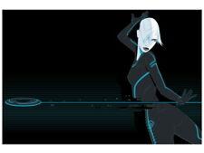 TRON Sci-Fi Movie Disc Battle Cool Art Artwork Huge Giant Print POSTER Affiche