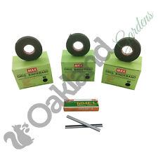 Max Tape or Staples Tapener Refill Pack For Max Gun 604EL No.10 .15 .25 Tying