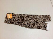 NWT Gymboree Warm and Fuzzy Leopard Leggings Winter Star Many Sizes Girls