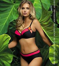 Elegant & Sexy Bikini Self mit nahtlosem Oberteil in Gr.34-44 Cups B-G Mod.940X1
