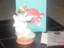 Hallmark Dr. Seuss Horton A Faithful Friend Figurine Mint With Box 2000 1st E