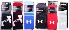 NEW Under Armour Unisex UA Phenom Athletic Performance Graphic Crew Socks M L