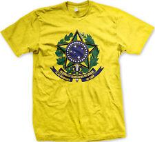 Republica Federativa Do Brasil 15 De Novembro 1889 Coat Of Arms BR Men's T-Shirt