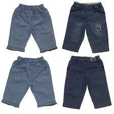 Baby Jeans Hose Jungen Mädchen Hosen Babyhose 68 62 Pumphose Kinderhose Kinder