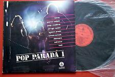 POP PARADA V/A TIME POP MASINA DRUGI NACIN DEMONI PARNI VALJAK 1977 EXYUGO 2LP