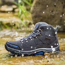 Mens Hiking Boots 15%Waterproof Hiker Boot Hiking Shoes Sneaker Outdoor Walking
