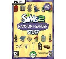 The Sims 2: Mansion & Garden Stuff (PC: Windows, 2008)