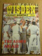 WISDEN - ASHES ABLAZE - July 1993 Vol 15 #2