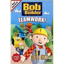 Bob the Builder: Teamwork Back to School Packaging (DVD, 2009, Back to School P…