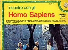 LP HOMO SAPIENS INCONTRO CON....