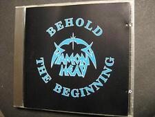 "DIAMOND HEAD ""BEHOLD THE BEGINNING"" - CD"